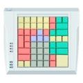 Pos клавиатура Posua LPOS-064P-Mxx - USB Белый
