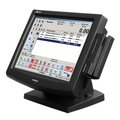 Pos моноблок Posiflex Jiva-8315E - Intel Dual Core, HDD, 2 GB DDR3, USB + Ридер магнитных карт SD-266-3U черный, без ОС