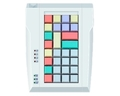 Pos клавиатура Posua LPOS-032-Mxx - RS232 белый