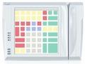 Pos клавиатура Posua LPOS-064P-M12 - RS Белый