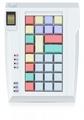 Pos клавиатура Posua LPOS-032FP-Mxx - RS232 Белый