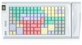 Pos клавиатура Posua LPOS-128FP-M12 - RS232 Черный