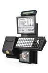 POS-комплект 9,7 Posiflex Retail Профи черный [TX-4200, LM-3110, KB-6600 с ридером, PD-2800, фронт.стойка] Без ОС