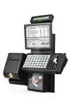 POS-комплект 9,7 Posiflex Retail Профи черный [TX-4200, LM-3110, KB-6600 с ридером, PD-2800, фронт.стойка] Windows POSReady 7